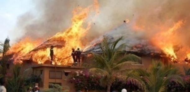 Incendie mortel à Palmeraie: Le gérant en garde à vue