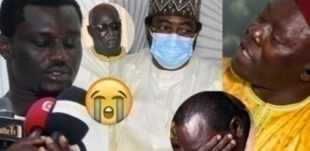 Emouvant: Sheikh Alassane SÈNE présente ses condoléances et fait craquer BG2 devant Tapha Gueye