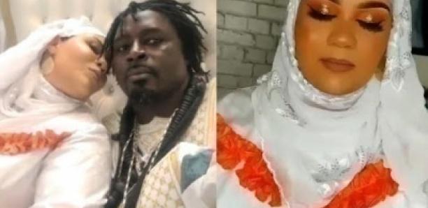 Al Khayri ! Le lutteur Dieuf Dieul épouse une perle rare aux USA