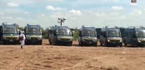 Visite de Macky à Touba : Le nouvel hôpital quadrillé par la gendarmerie