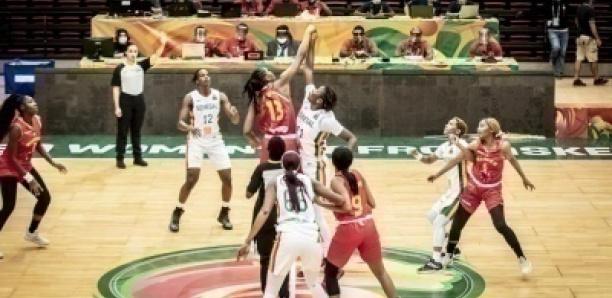 Afrobasket 2021 : les Lionnes écrasent la Guinée (100-31)