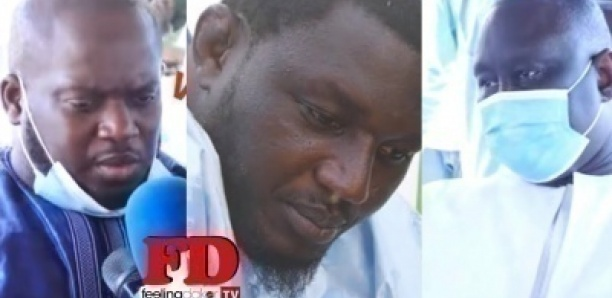 Condoléances : Aziz Ndiaye et Aliou Sall chez Balla Gaye2…