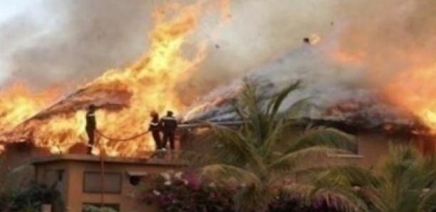 Résidences irrégulières à Saly : 20 interpellations après l'incendie