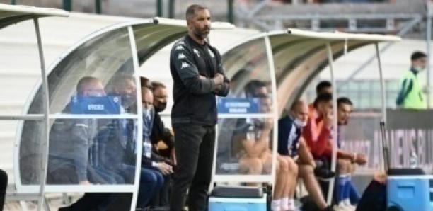 Red Star : Habib Béye réagit après son premier match en tant qu'entraîneur