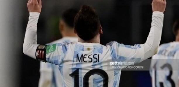 Le record de Pelé battu, ses larmes...L'émouvante soirée de Messi