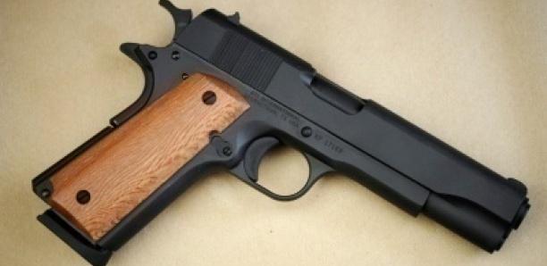 Un enfant de 2 ans trouve un pistolet dans un sac et se tue accidentellement