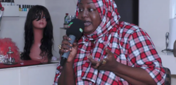 """À qui s'adresse Aïssatou Diop Fall ? """"Sénégal Ngay Guis Djiguéne Wané ay Tatam Nék Star…"""""""