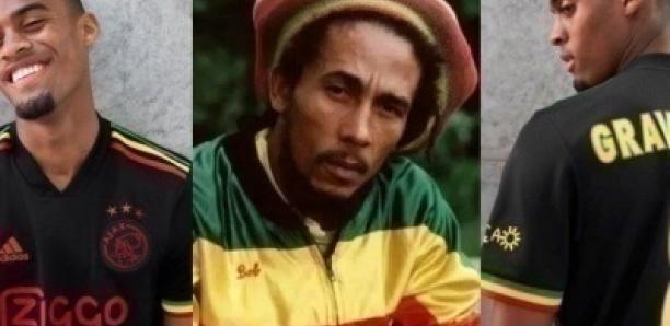 Ligue des champions : L'UEFA oblige l'Ajax Amsterdam à modifier son maillot en hommage à Bob Marley