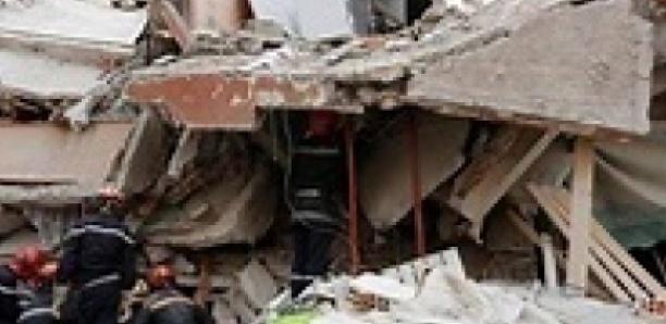 Malika : La dalle d'une maison s'effondre sur 6 membres d'une même famille, dont une femme enceinte de 7 mois