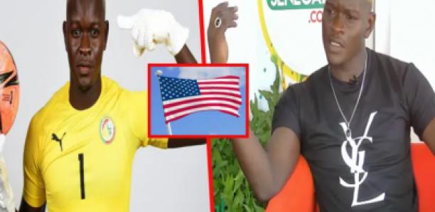 """Al Seyni Ndiaye """"j'ai sacrifié un visa de 10 ans aux USA pour l'équipe nationale…"""""""