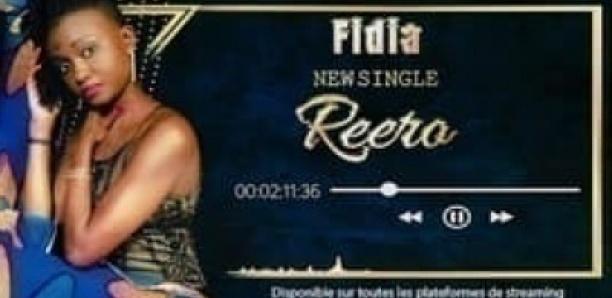 """Fidia dévoile son nouveau single """"Reero"""""""