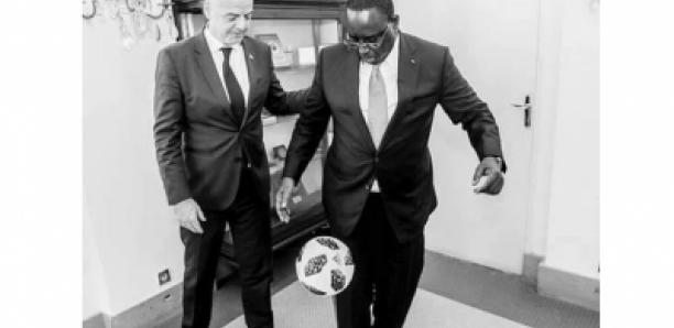 Gianni Infantino annonce sa présence à l'inauguration du stade du Sénégal