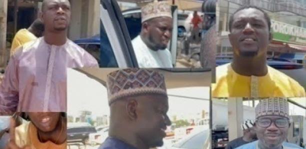 Magal 2021 : Avec deux camions de bœufs, Balla Gaye 2 et Aziz Ndiaye se rendent à Touba