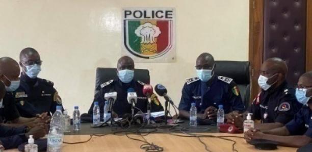 Magal Touba: Déjà 596 personnes arrêtées