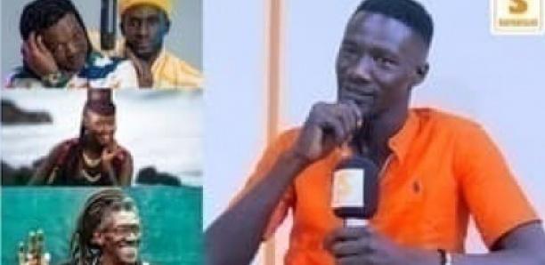 "PMP: ""Ara ak Dyza dagno am…Sama album toubab yi niokay dieund, Sénégalais yi mom single rek…"""