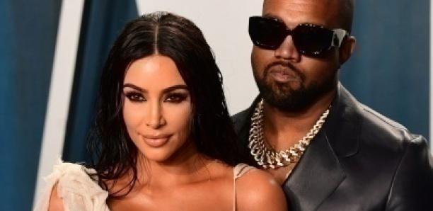 Kim Kardashian trompée par Kanye West : Le chanteur avoue…