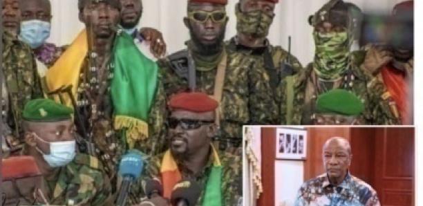 Guinée : La junte va livrer Alpha Condé à la justice!