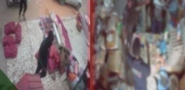 Caméra de surveillance : Révélations sur ces agents du service d'hygiène pris en flagrant de racket