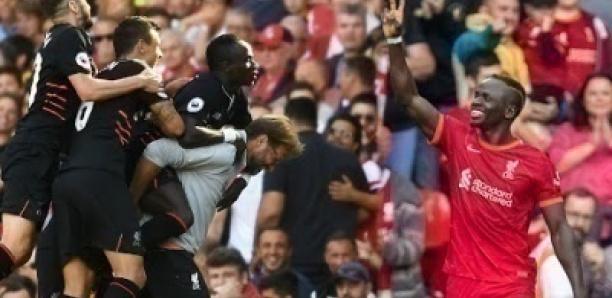 Premier League : Regardez l'intégralité des 100 buts de Sadio Mané