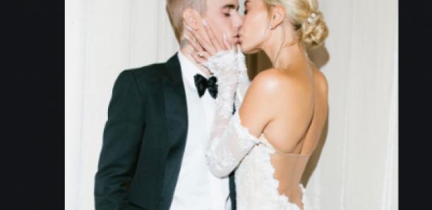 Justin Bieber s'est marié avec Hailey