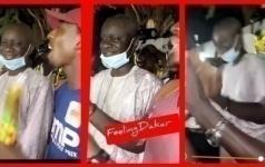 Anniversaire Diop Iseg, Regardez La Surprise De Sa Filles Abiba Et Ses étudiants : C'est émouvant