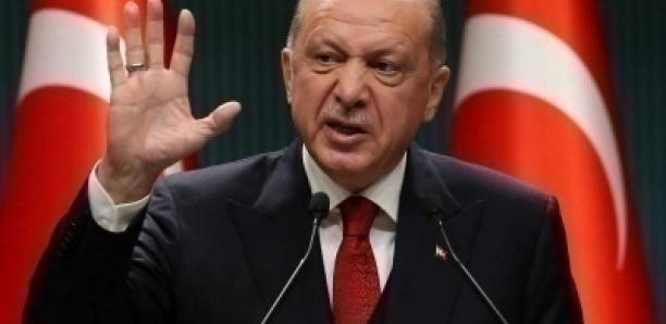 CARICATURES :  Erdogan tire sur les