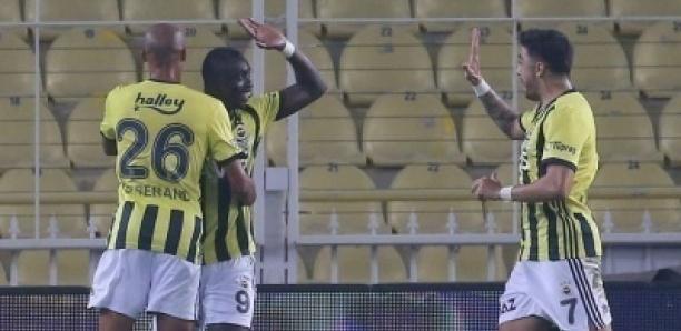 Super Lig: Papiss Demba Cissé débloque son compteur