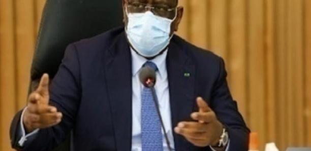 [Document] Macky dissout le gouvernement et met fin aux fonctions de Mimi Touré, Simon Ndiaye…