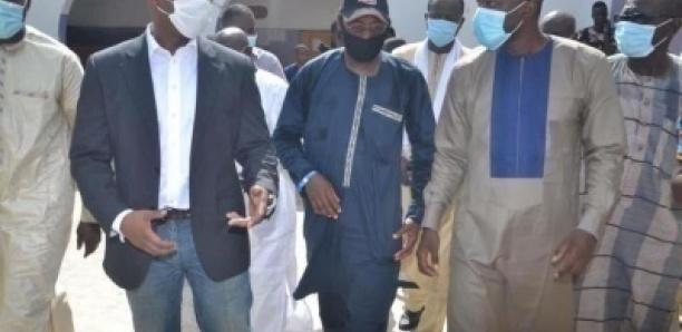Terme Sud: Sonko invite les Sénégalais au Téléthon pour les familles déguerpies