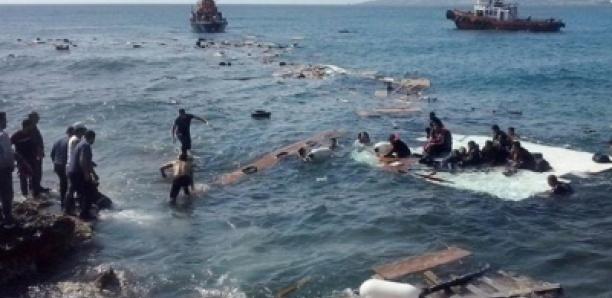 Mbour : Une pirogue de 200 migrants clandestins explose
