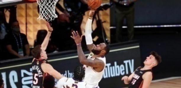 Basket : Dix ans après, les Lakers deviennent champions de la NBA…