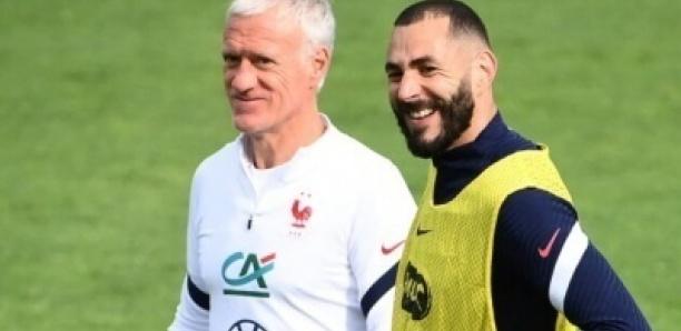 France : Les mots forts de Didier Deschamps sur Karim Benzema