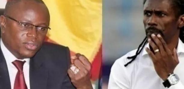 Aliou Cissé répond à Matar Bâ