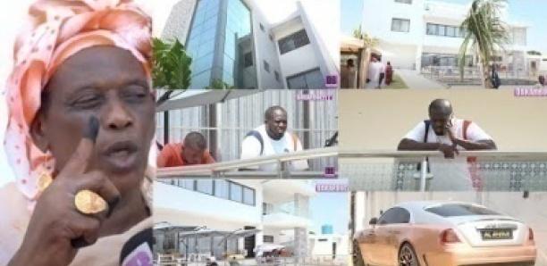 Inauguration de la Nouvelle résidence d'Aziz Ndiaye à Tivaouane, sa mère se confie