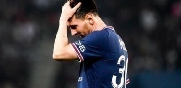 Très déçu de Laporta .. Messi risque-t-il la dépression?