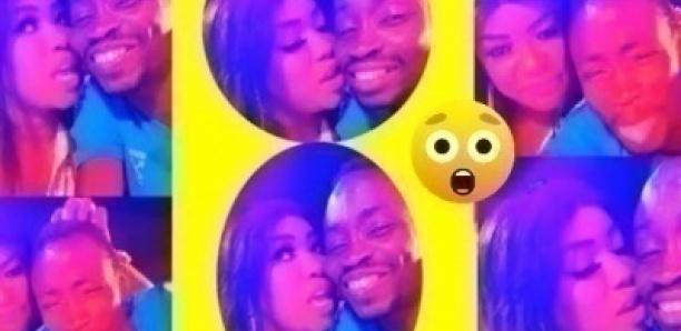 Embrassade Entre Zeyna et Mbaye Kouthia qui choquent la toile
