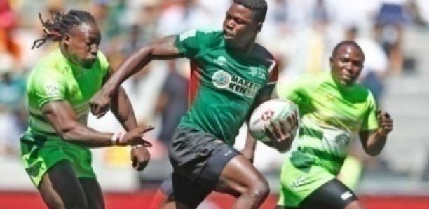 Rugby à 7 : Le Kenya surclasse le Sénégal (50-0)