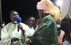 Aida Diallo Invitée Chez Saybatou Yakhine: Le Batré De Adja Saliou Et De Sokna Bator
