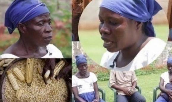 Une Mère, Ses 2 Filles Et Un Bébé Emprisonnés Pour Avoir Volé Du Maïs