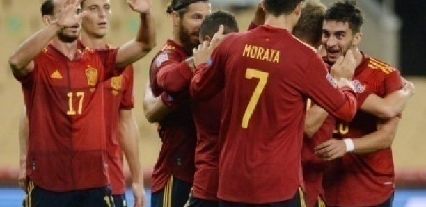 Ligue des Nations: L'Espagne humilie l'Allemagne