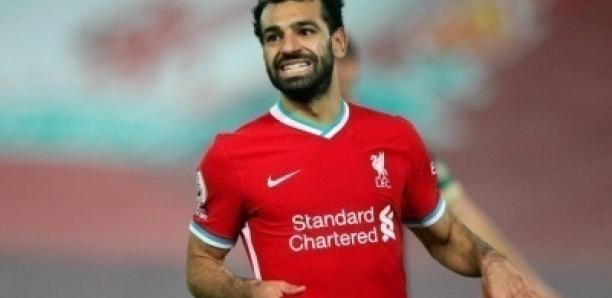 Égypte : Mo Salah rentre à Liverpool, mais toujours positif au coronavirus