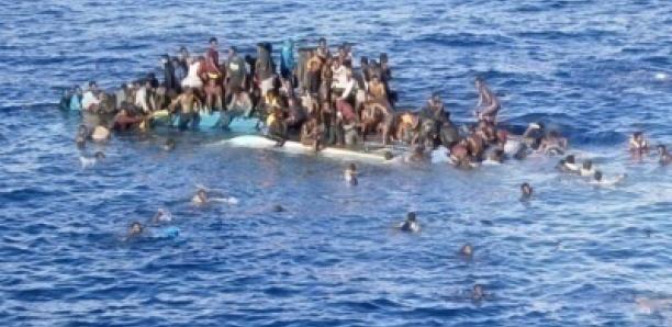 Mbour : Une pirogue contenant 150 émigrés clandestins chavire, 100 personnes portées disparues...