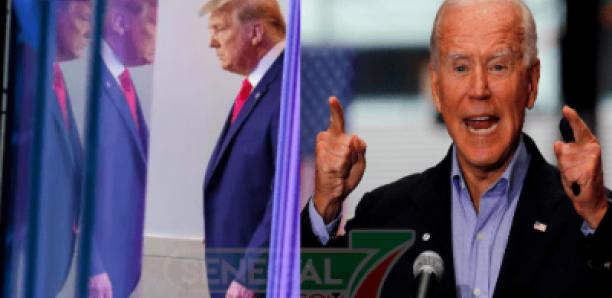 Etats-Unis: Le président élu Joe Biden appelle à mettre fin à «cette sombre saison de divisions»