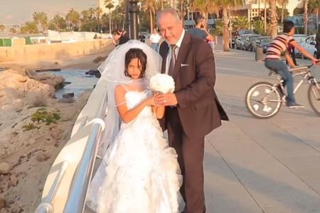 Liban, ce quinquagénaire se marie avec une fillette de 12 ans