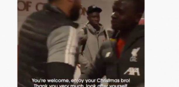 Sadio Mané demande au capitaine de Watford de prendre soin d'Ismaila Sarr