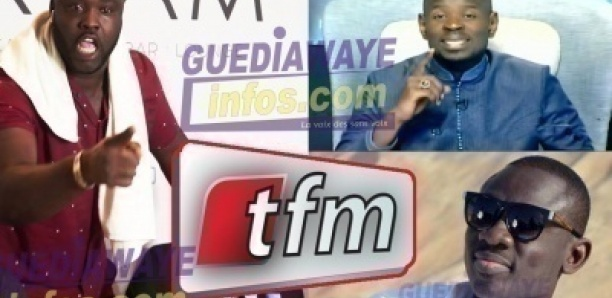 Boucher attaque Pape Cheikh yéwoulene TFM dagni khekhe Pape Diouf loun ko def ce Matin dafa niawe