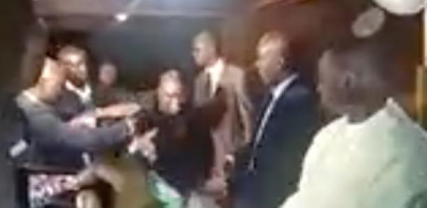 Le geste par très courtois des supporters d'Ahmed Aïdara à l'endroit de Aliou Sall