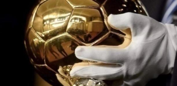 Revivez l'arrivée du Ballon d'Or