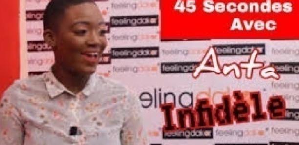 45 secondes avec Anta de la série INFIDÉLE : Catholique, célibataire, Mbarane jamais ...